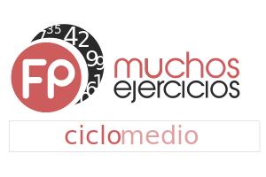 Exámenes de pruebas de acceso a FP – Ciclo Medio